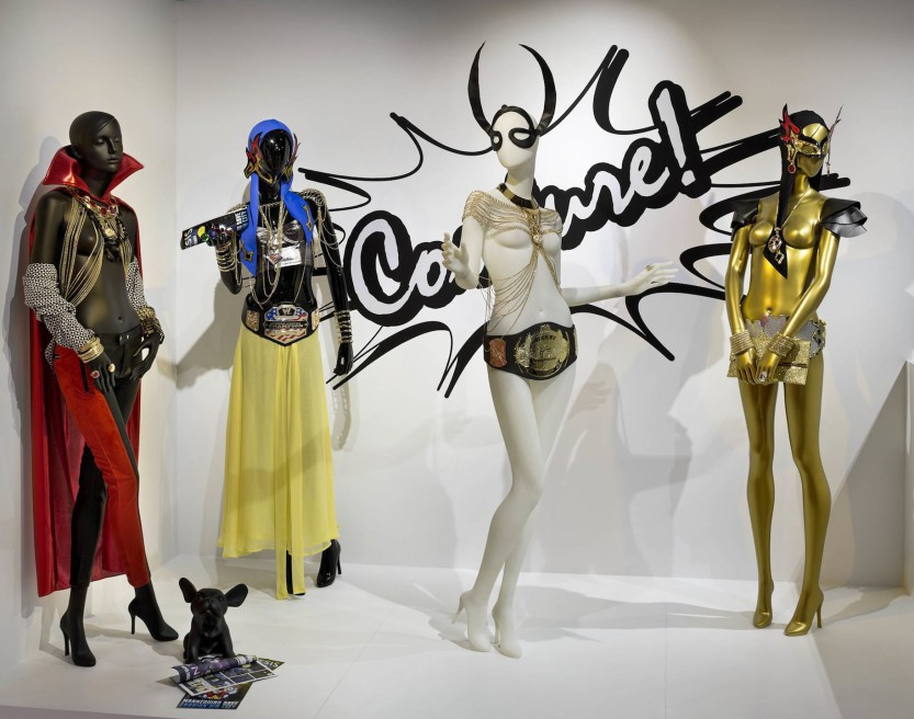 Genesis Mannequins<br><small> Fashion Super Heroes</small>