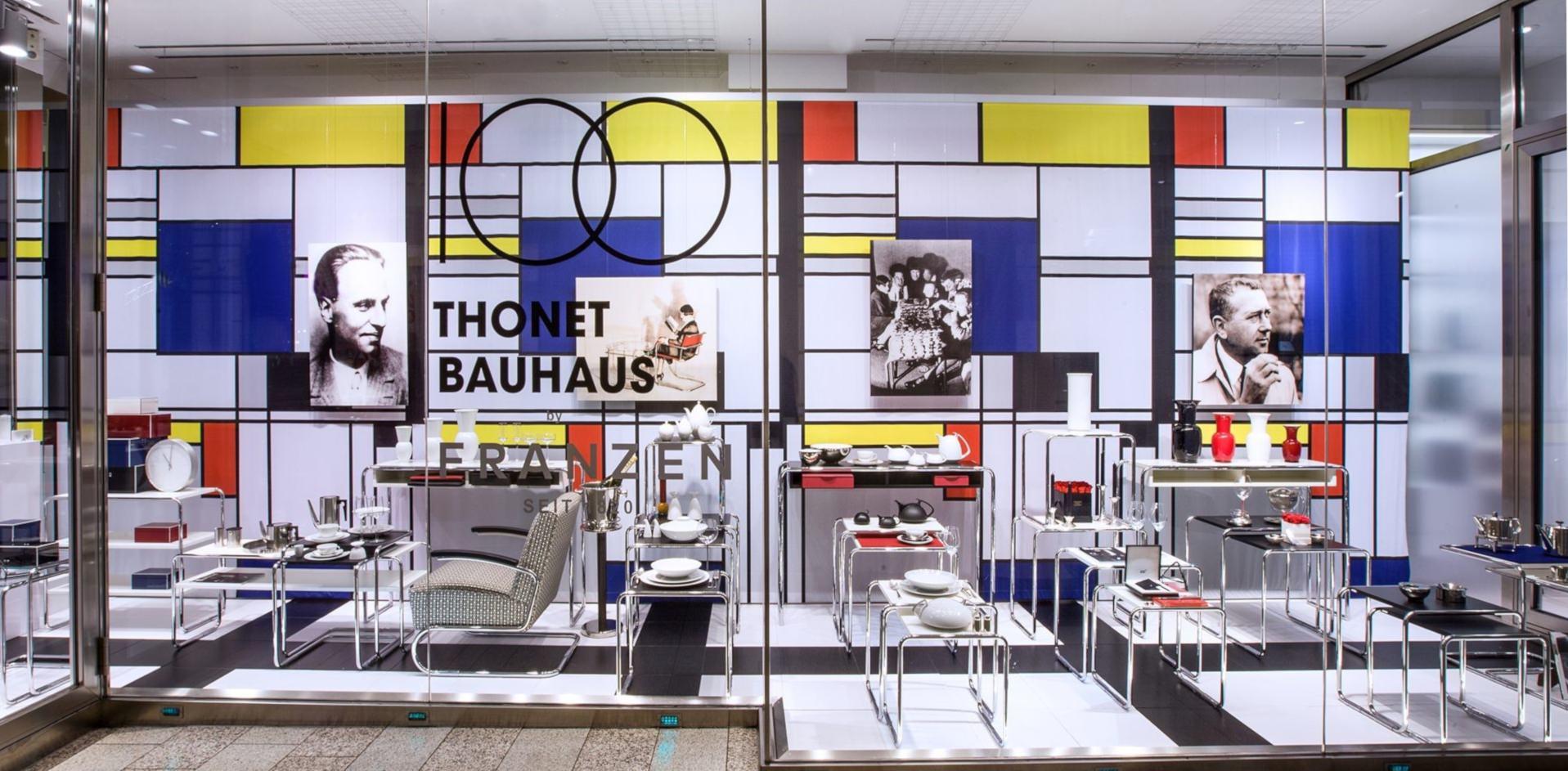 Franzen<br><small> Bauhaus 100</small>