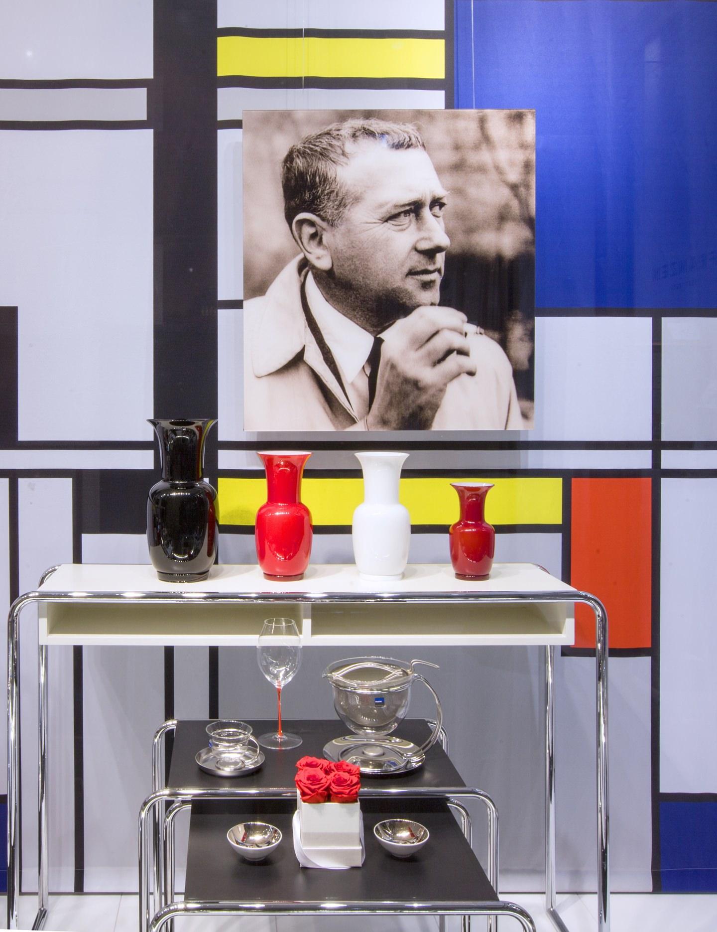 Franzen Bauhaus 100  2019 by Sayonara Visual Concepts