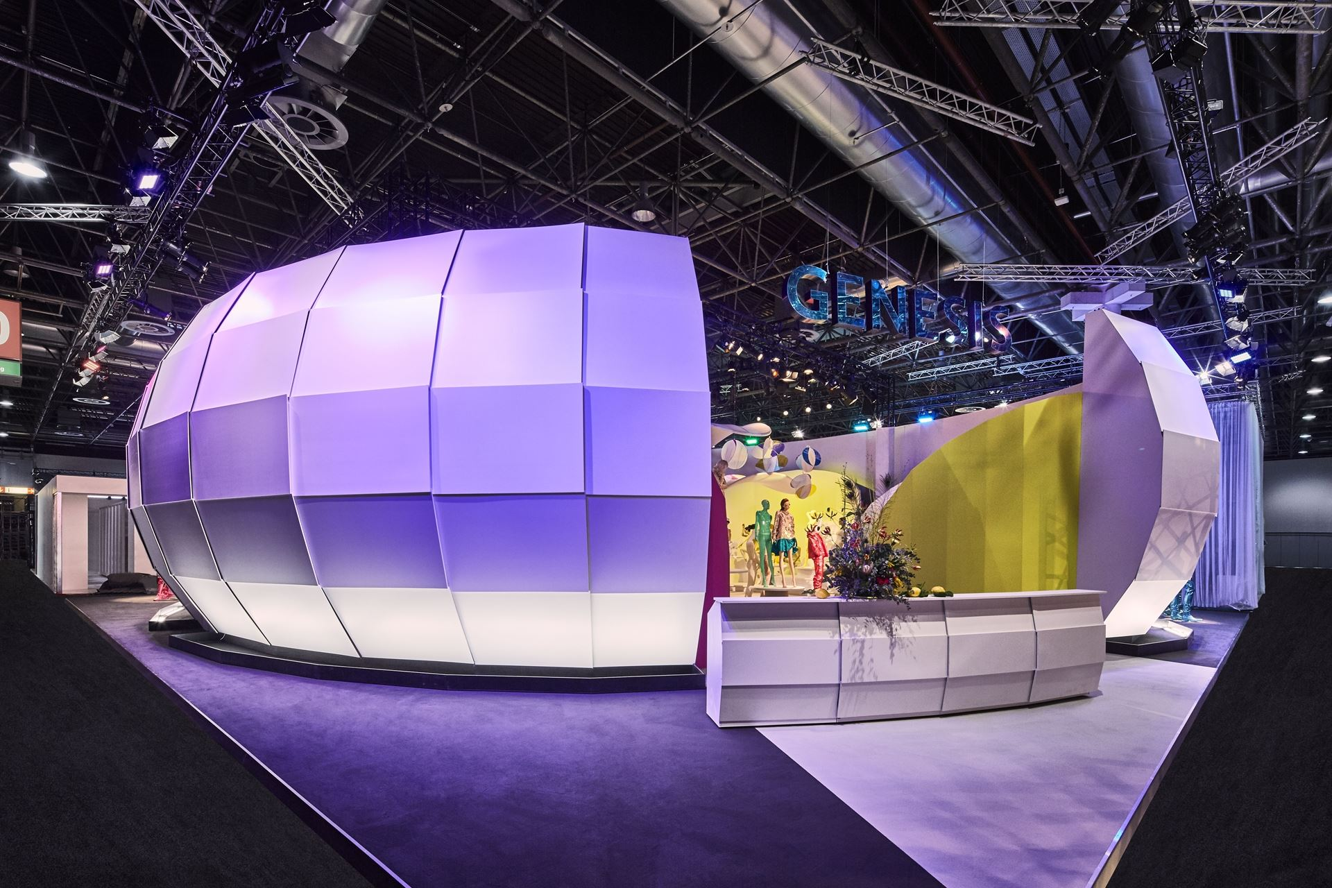 Genesis Display<br><small> Fair Booth</small>